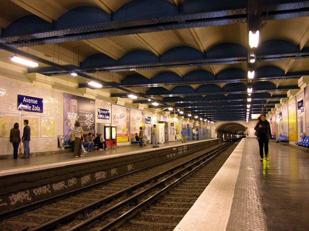 Avenue Émile Zola - 1