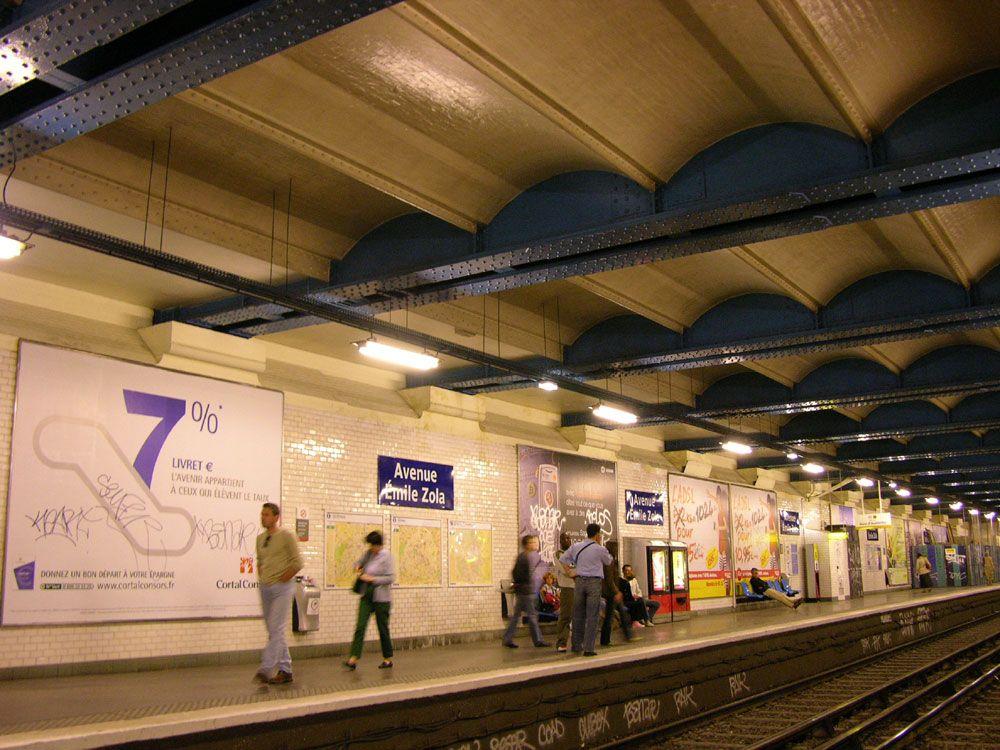 Avenue Émile Zola - 2