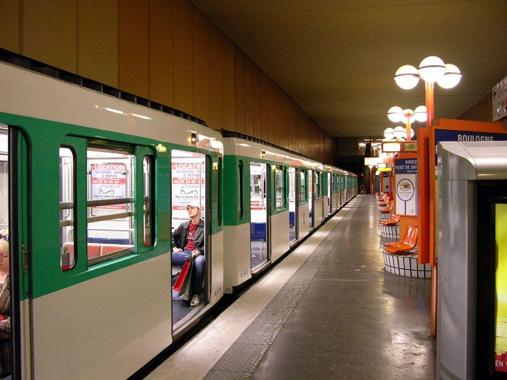 Boulogne - Pont de Saint-Cloud - 3