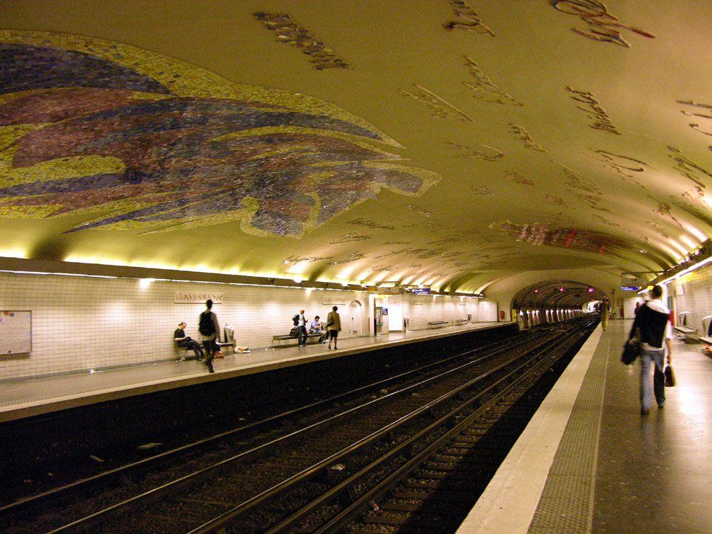 Cluny - La Sorbonne - 2