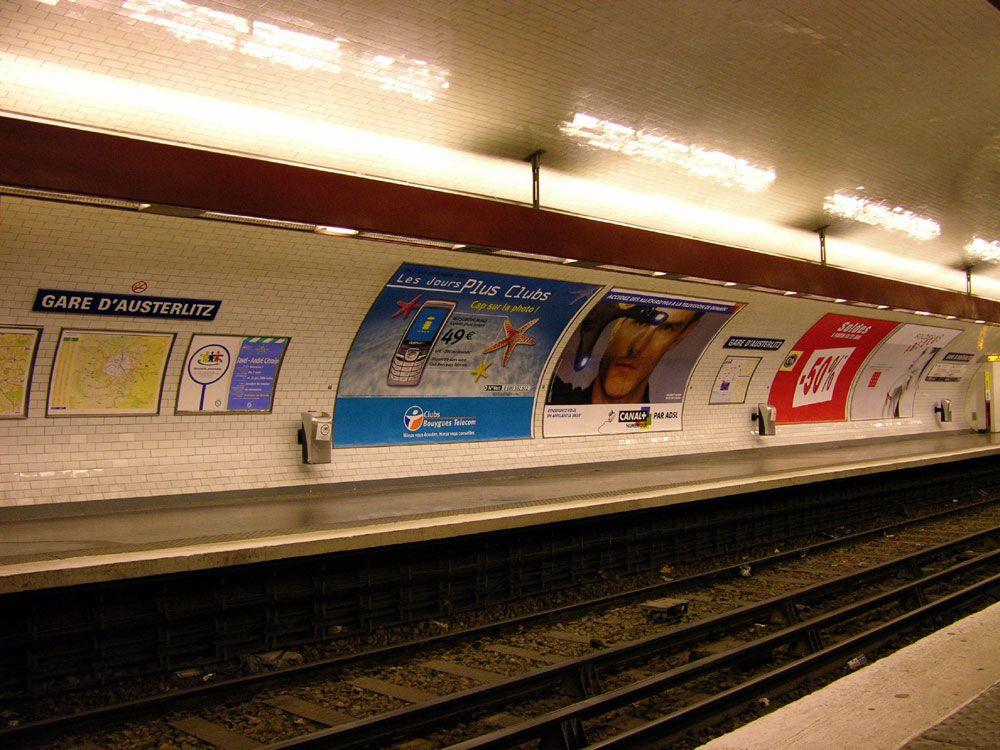 Gare d'Austerlitz - 1