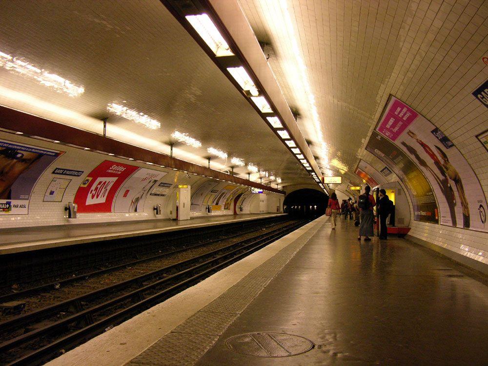 Gare d'Austerlitz - 2