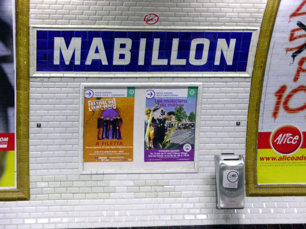 Mabillon - 1