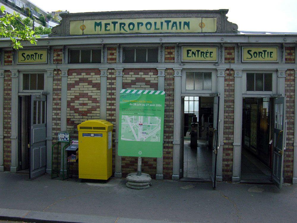 Saint-Jaques station - 2