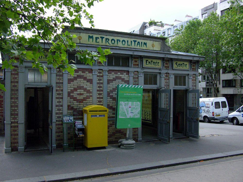 Saint-Jaques station - 3